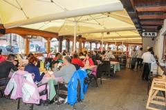 zona coperta ristorante tagliede