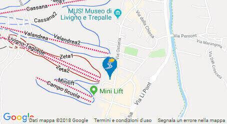 google maps Sitas S.p.A.