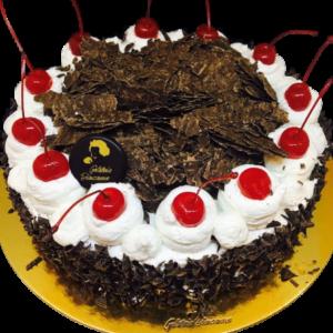 torta preparata dalla pasticceria biancaneve e i 7 nani